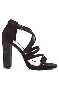 Carla Heel in Black