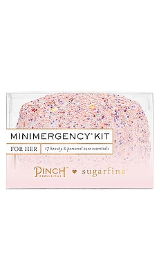 x Sugarfina Minimergency Kit Pinch Provisions $20