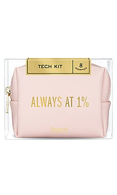 Always at 1% Tech Kit Pinch Provisions $27