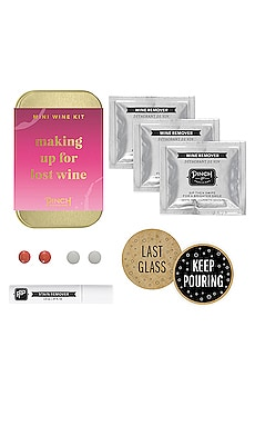 Mini Making Up For Lost Wine Kit Pinch Provisions $10 BEST SELLER