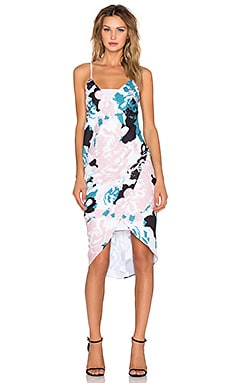 Premonition La Escala Midi Dress in Multi Print