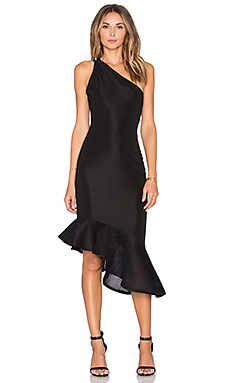 Premonition The Butterfly Catcher Dress in Black