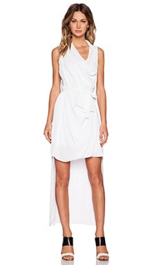 Premonition Tarnation Dress in White