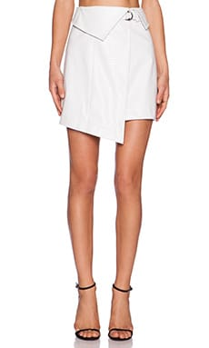 Premonition Eclipse Skirt in White