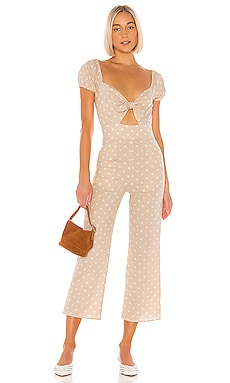 Tavi Jumpsuit Privacy Please $73