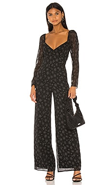 Everleigh Jumpsuit Privacy Please $89