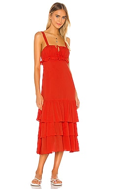 Lucille Maxi Dress Privacy Please $143