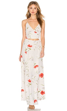 x REVOLVE Wheeler Dress in Floral