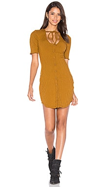 Prentiss Dress in Camel