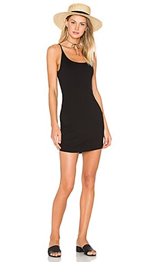 Cassiar Dress in Black