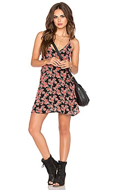 Privacy Please Bristol Swing Dress in Rosette