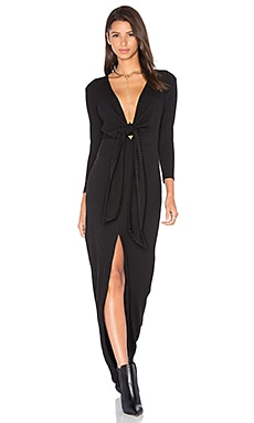Privacy Please Alcona Dress in Black
