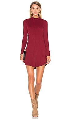Privacy Please Goodrich Dress in Bordeaux