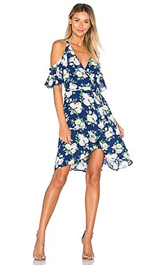 x REVOLVE Delta Dress in Navy