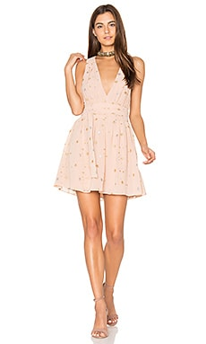 Airy Dress in Blush
