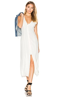 Lomax Dress in White