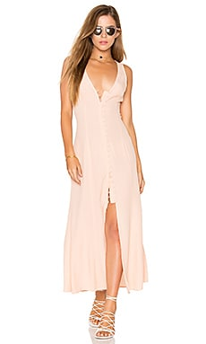 Lomax Dress in Blush