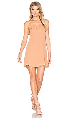 Cisco Dress in Camel