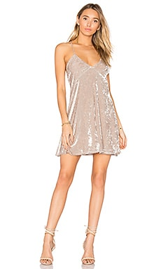 x REVOLVE Downtown Slip Dress