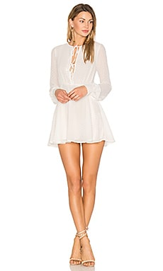 x REVOLVE Easton Dress in White