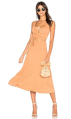 Malone Dress in Nude