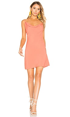 Ozark Dress in Peach