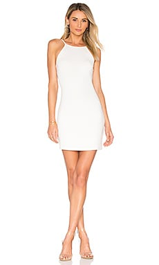 Heath Dress in Ivory