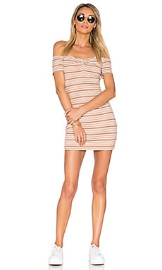Coolidge Dress in Camel