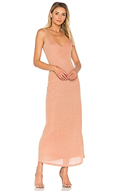 x REVOLVE Baltic Dress in Mauve