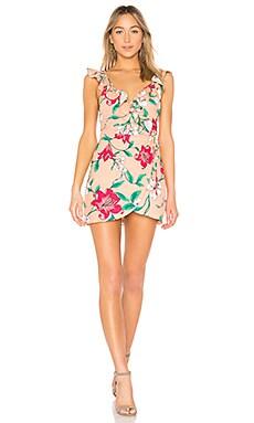 Купить Приталенное и расклешенное платье fillmore - Privacy Please цвет peach