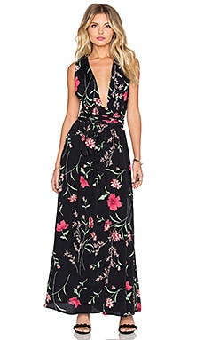 Privacy Please Ashford Dress in Helena