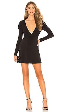 Купить Мини-платье с длинным рукавом noah - Privacy Please, Коктейльное, Китай, Черный