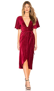 Moore Midi Dress Privacy Please $168