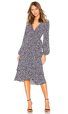 Vienna Midi Dress Privacy Please $168