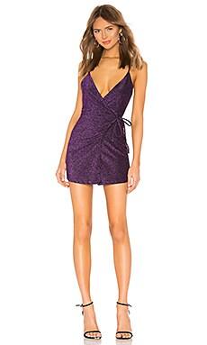 Sapphire Mini Dress Privacy Please $97