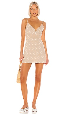 Delia Mini Dress Privacy Please $145 NEW ARRIVAL