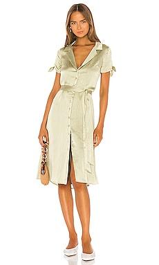 Brynn Midi Dress Privacy Please $195