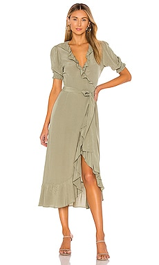 Kendall Midi Dress Privacy Please $208