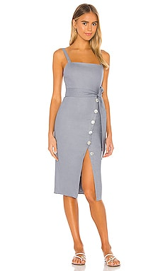 Saratoga Midi Dress Privacy Please $115