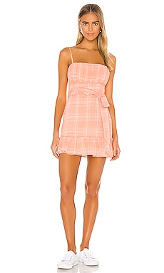 Isaiah Dress Privacy Please $97