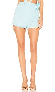 Emory Skort in Turquoise. - size M (also in S,XS,XXS) Privacy Please