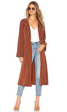Cassidy Trench Privacy Please $53 (FINAL SALE)