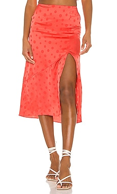Sofie Midi Skirt Privacy Please $41 (FINAL SALE)