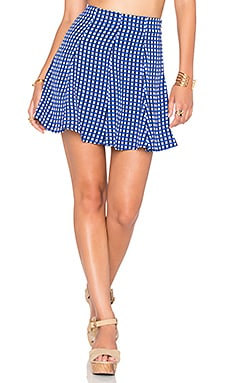 Privacy Please Penny Skirt in Elysian