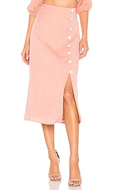 Violeta Midi Skirt Privacy Please $43 (FINAL SALE)
