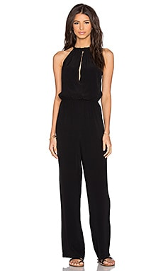 Privacy Please Jefferson Jumpsuit in Osiris