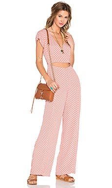 Privacy Please Wilmot Jumpsuit in Yvonne