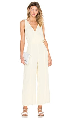 Gansel Jumpsuit in Yellow
