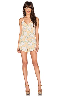 Privacy Please Felicity Romper in Flore