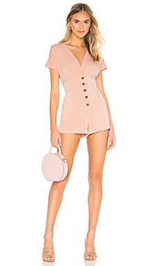 Cecilia Romper Privacy Please $148 NEW ARRIVAL